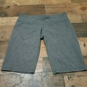10 Gray Lululemon Belt Loop Shorts